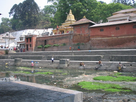 Pashupatinath Temple: The famed river