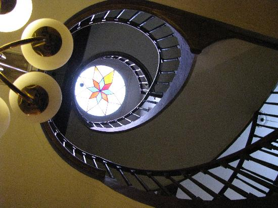 Verdi B&B: Stairwell in B&B