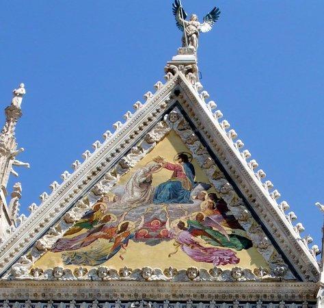 Siena, Włochy: duomo