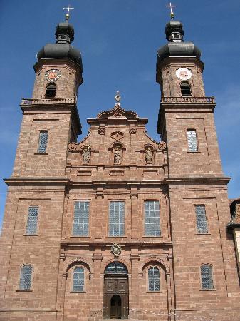 St. Peter im Schwarzwald, Γερμανία: chiesa