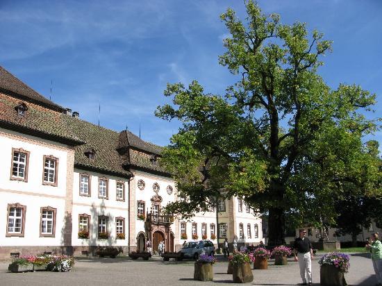 St. Peter im Schwarzwald, Γερμανία: sagrato