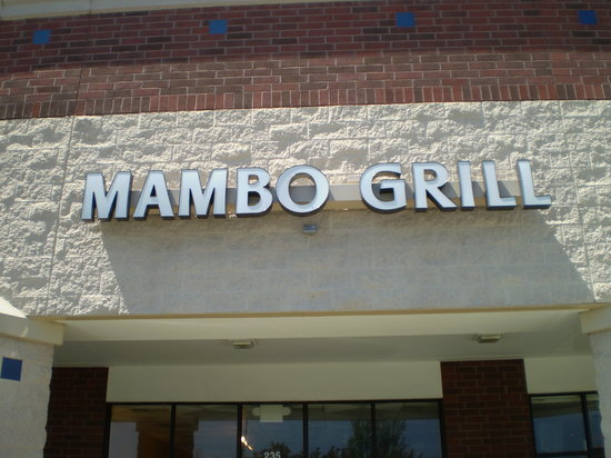 Mambo Grill: Here we are