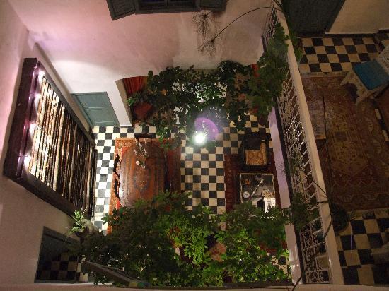 Dar Del Mare: Le Dar, vue du haut