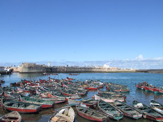 Dar Del Mare: Le port et la cité Portugaise