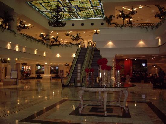 Lobby Sunrise  Picture of Moon Palace Cancun Cancun  TripAdvisor