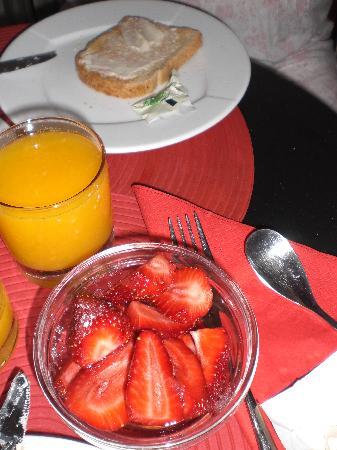 Best Vatican B&B: Frühstück