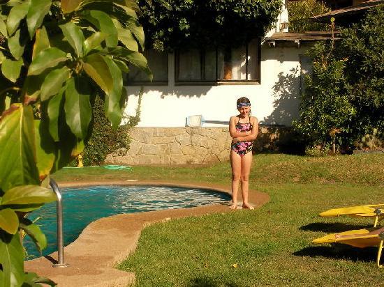 Gisela & Carlos House: The pool