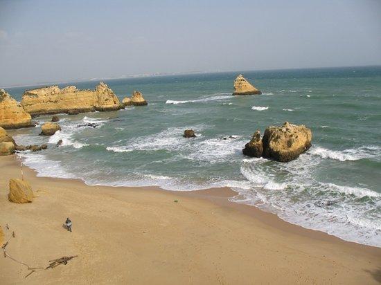 Lagos, Portugal: Praia da dona Anna