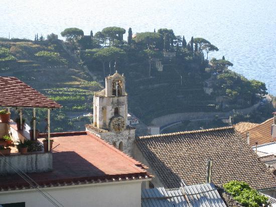Scala, إيطاليا: Blick auf Ravello