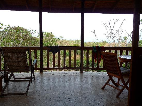 Nature Lodge Finca los Caballos: Superior Room View