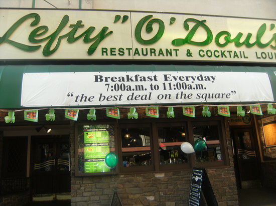 Photo of American Restaurant Lefty O'Doul's at 333 Geary St, San Francisco, CA 94102, United States