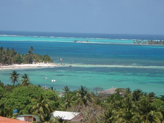 Sol Caribe Campo: VISTA DESDE EL HOTEL SOL CARIBE