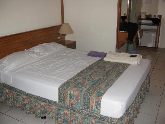Hexagon International Hotel, Villas & Spa: The rooms