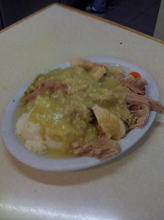 Vickie's Diner: Turkey and gravy special
