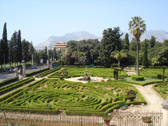 Palazzina cinese il giardino foto di palazzina cinese - Il giardino di ballaro palermo ...