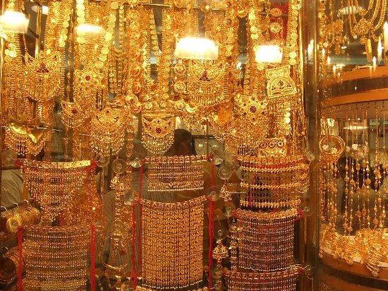 Pictures of Gold Souk - Attraction Photos