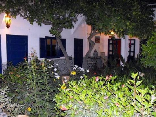 Riad M'Haita : autre vue du patio