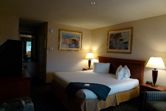 Coastside Inn: Our room