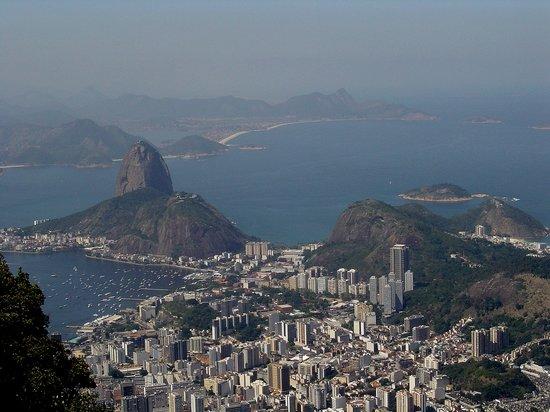 Río de Janeiro, RJ: vue depuis le Pain de Sucre