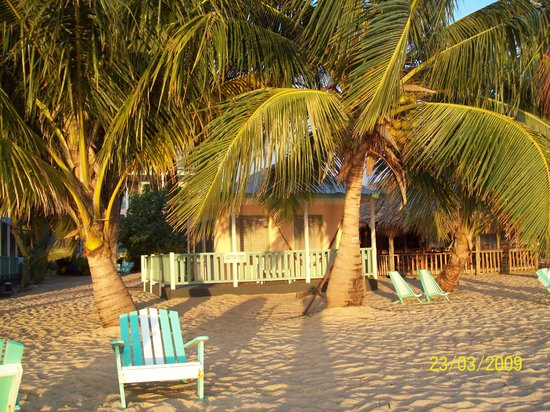 Seaspray Hotel: Seaside Cabana