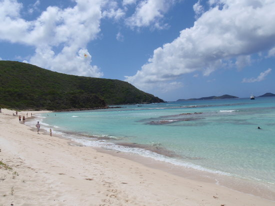 Virgen Gorda: Savannah Beach Virgin Gorda