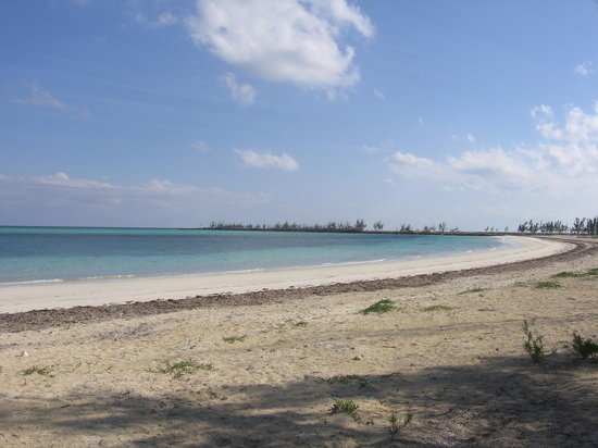Freeport, Île de Grand Bahama : Barbary Beach, Grand Bahama Island