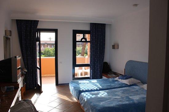 Hotel Riu Tikida Garden: La chambre