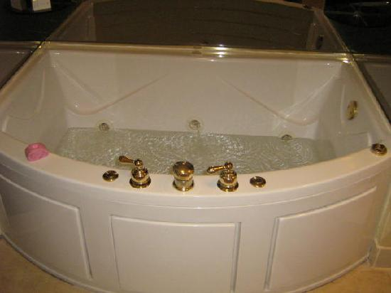 Sandy Springs, GA: Hot Tub