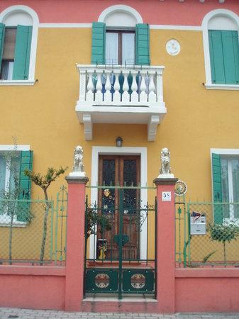 Albachiara: El exterior del Bed & Breadkfast