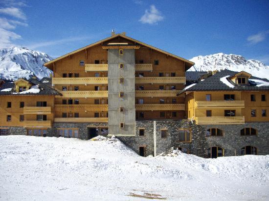 Residence LVH Vacances - Sun Valley: Côté pistes