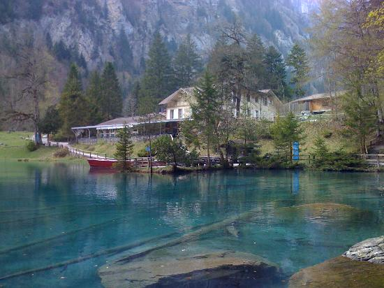 Hotel Blausee: le petit hotel