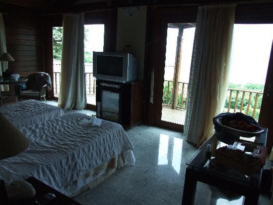 Pousada Solar de Loronha : room view