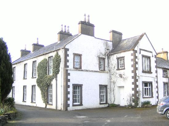 Omagh, UK : clanabogan country house