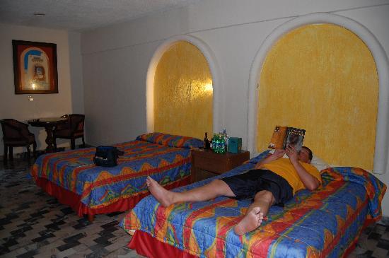 Las Margaritas : Our Room
