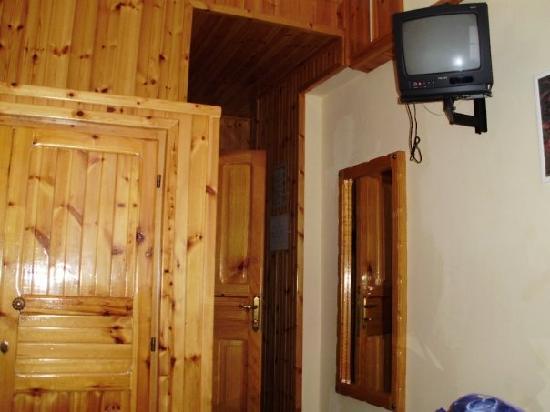 Hotel Europa : Habitación single