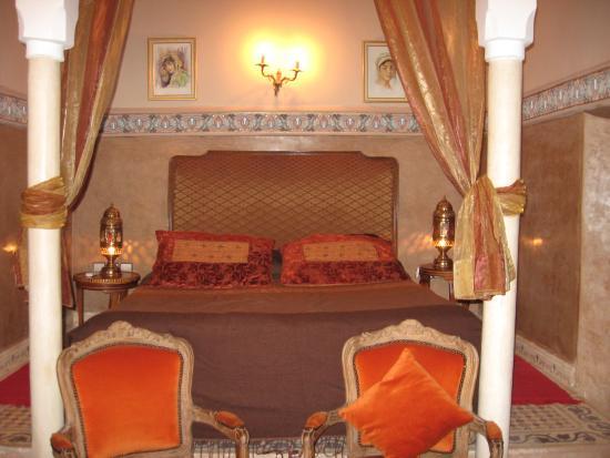 Riad Bab Janna: La chambre Zagora