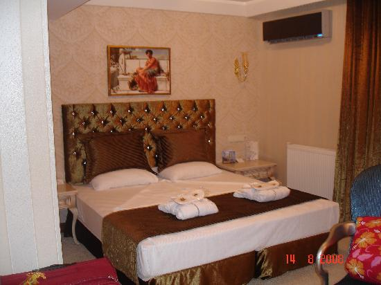 Hotel Mosaic: junior suite