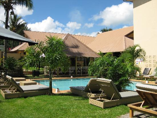 Coconut Palms Resort: Swimming pool