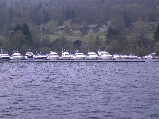 Glenmorag Hotel: Loch Lommond boat trip