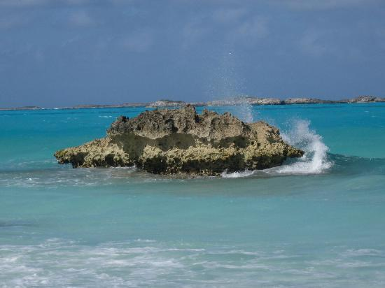 Exuma Vacation Cottages: Ocean Spray