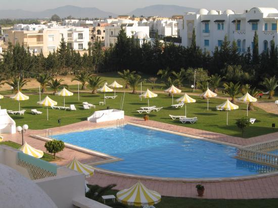 Photo of Hotel Green Golf Hammamet