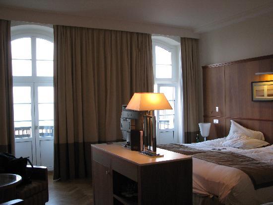 Sofitel Grand Sopot : Luxury room Club Sofitel
