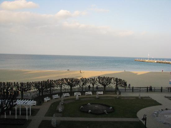 Sofitel Grand Sopot : A room with a view