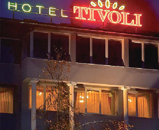 Hotel Tivoli Tetovo