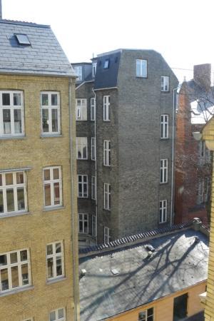 Joachim Svane B&B : view from the window