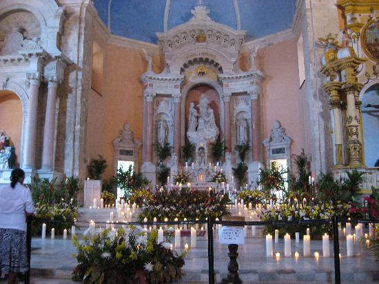 Muraille : Santo Domingo Church