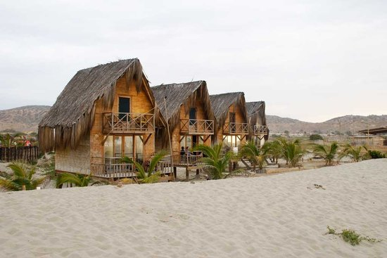 The Point Mancora Beach: The solo accommodation