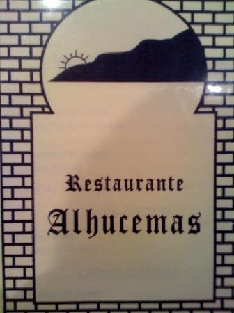 Sanlucar la Mayor, Spain: Carta Restaurante Alhucemas