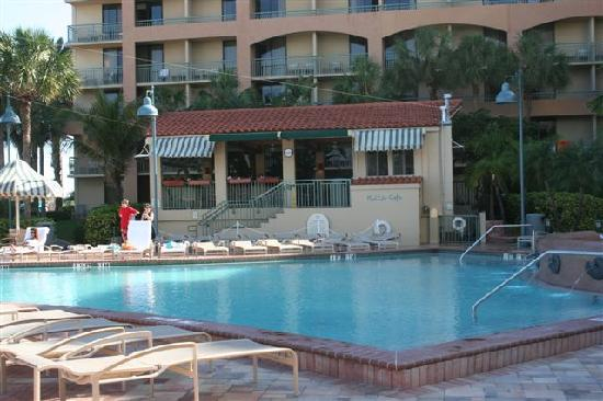 Sheraton Sand Key Hotel In Clearwater Beach Florida