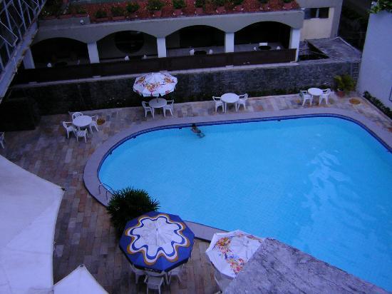 Grande Hotel Da Barra: La piscina